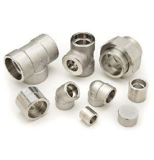 Socket Weld High Pressure Pipe Fittings