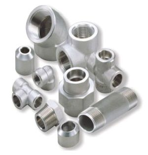 Threaded High Pressure Pipe Fittings