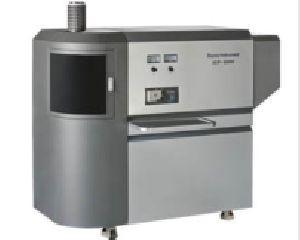 Inductively Coupled Plasma Emission Spectrometer