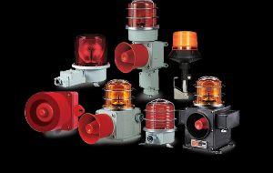 Heavy-duty Warning Lights / Horns