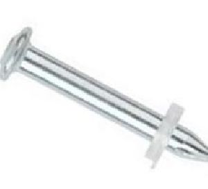 CEILING NAIL WITH NYLON WASHER