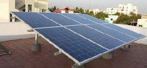 Off Grid Rooftop Solar Power System