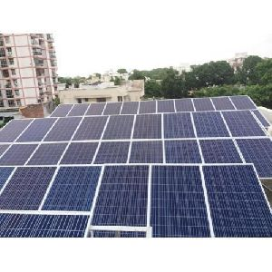 On Grid Rooftop Solar Power System
