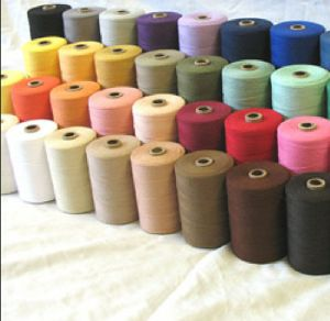 220 Denier Polyester Slub Yarns