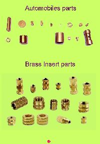 Automobiles Parts & Brass Insert Parts
