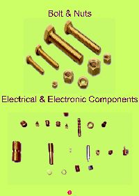 Nuts Bolt, Electronic Components