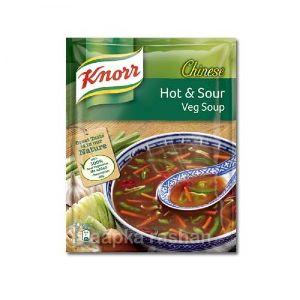 Hot And Sour Veg Soup