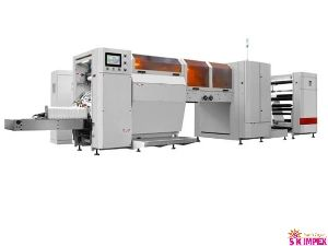 Fully Automatic High Speed Paper Bag Making Machine