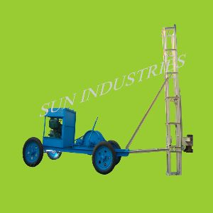 Mini Tower Hoist Lift