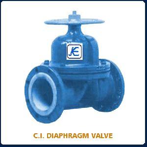 Ci Diaphragm Valve