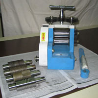 Jewelry Mini Bench Rolling Mill