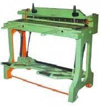 Treadle Guillotine Shearing Machine