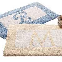 Printed Bath Mat