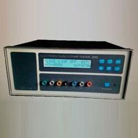 Diesel Pump Testing System
