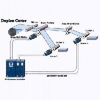 Duplex Rotary Cutter