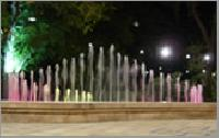 Water Level Independent Fountain Nozzle