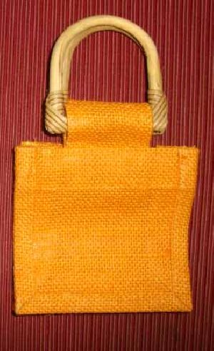 Baby Cane Handle Jute Bag