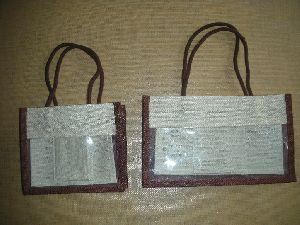 Jute Gift Pvc Bags