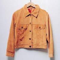 Suede Garments