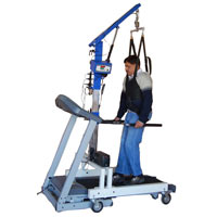 UN-WEIGH MOBILITY TRAINER (With Treadmill)