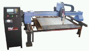 Dgl Gantry Cnc Profile Cutting Machine