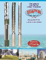 Stainlesssteel Submersible Pump