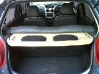 Car Rear Parcel Tray