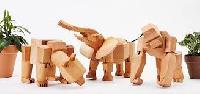 Wooden Decorative Animals