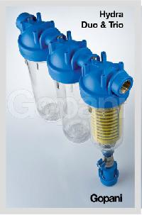 Hydra Duo & Trio Multi Stage Self Cleaning Filter