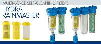 Multi-stage Self Cleaning Filters