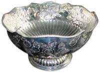 Brass Punch Bowl (item No. 2037)