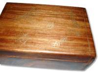 Wooden Tea Box (item No. W 2051)