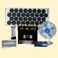 Solar Home Lighting System