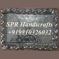 Rectangular Silver Thal