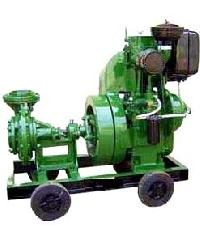 Split Casing Pump with Air Cooled Diesel Engine