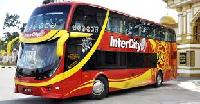Inter City Buses