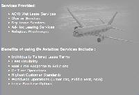 Aircraft Leasing Services