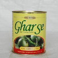 Mango Green Chili Pickle