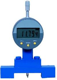 Digital Pit Depth Gauge With Bridge