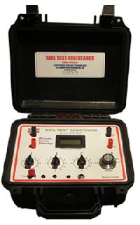 Soil Test Resistance Meter Ep-tech Canada