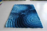 3d Shaggy Carpets