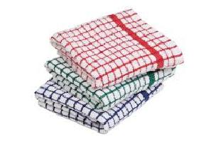 Chequered Tea Towels