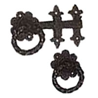 Iron Gate Fittings