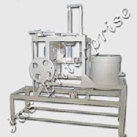 Loi (luva) cutting machine