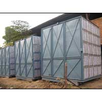 Modular Wet Ventilation System