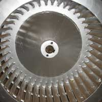 Recirculation Fan Impeller