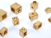 Brass Electrical Switch Gear Parts
