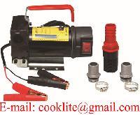 12v Biodiesel Kerosene Pumpcast Fuel Oil Diesel Transfer..