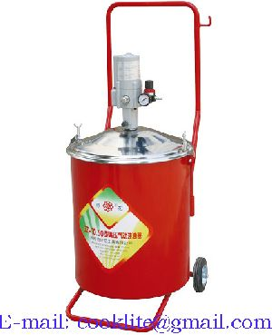 Air Opeated Grease Pump Lubricator