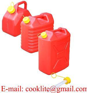 Plastic Fuel Can 5/10/20L